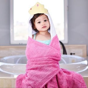 Other - Girls Hooded Princess Towel